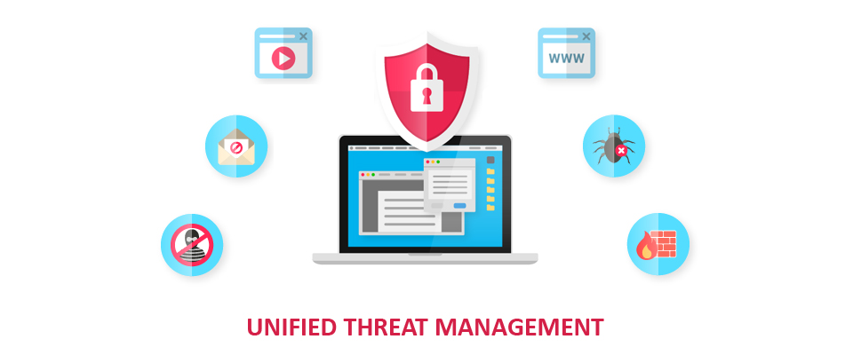 Nebero - Unified Threat Management  (UTM)